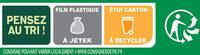BUITONI FOUR A PIERRE Pizza Surgelée 4 Fromages - Instruction de recyclage et/ou informations d'emballage - fr
