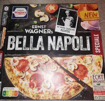 Bella Napoli Speciale Pizza - Produit - de