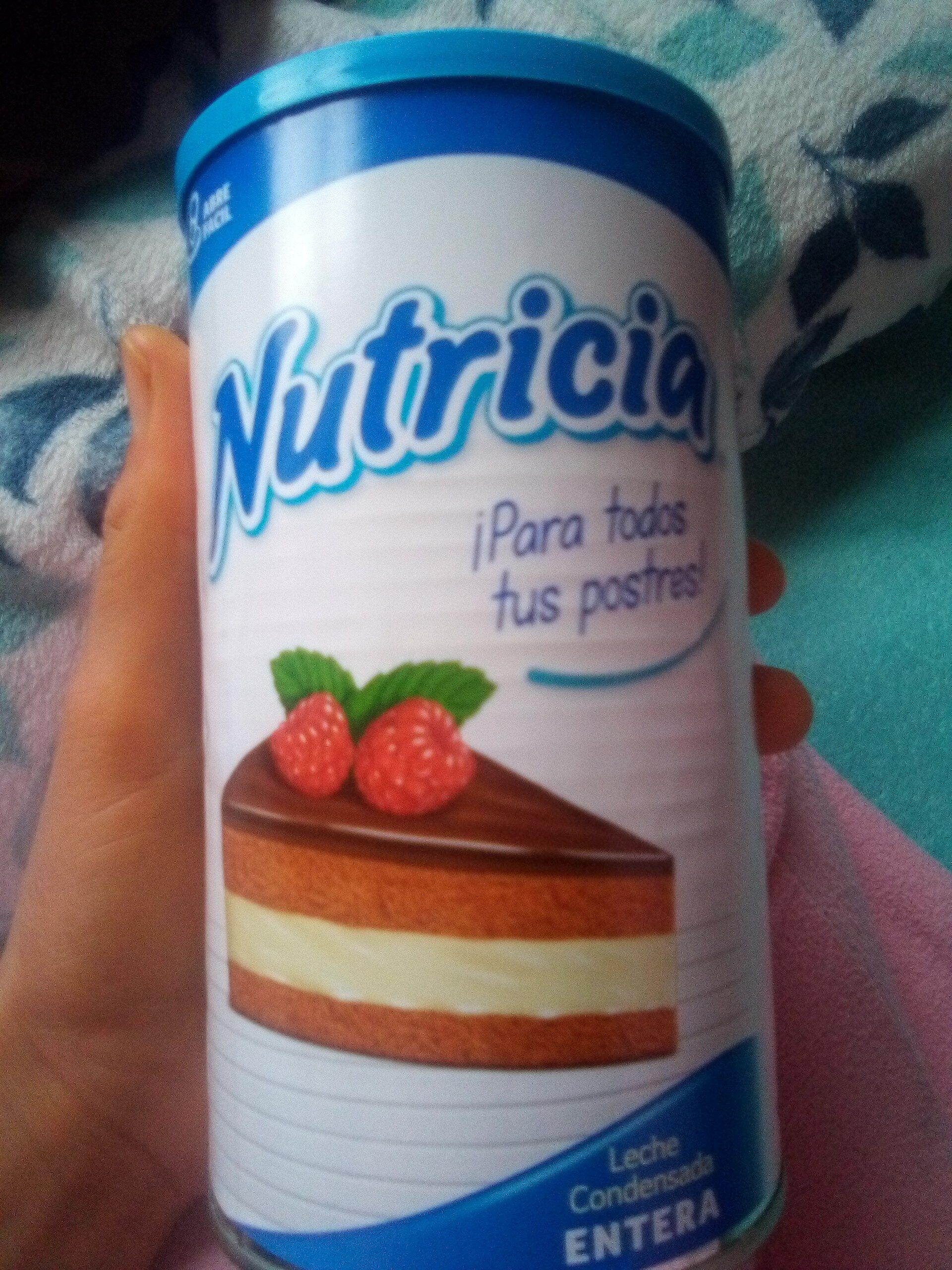 nutricia - Ingrédients - es