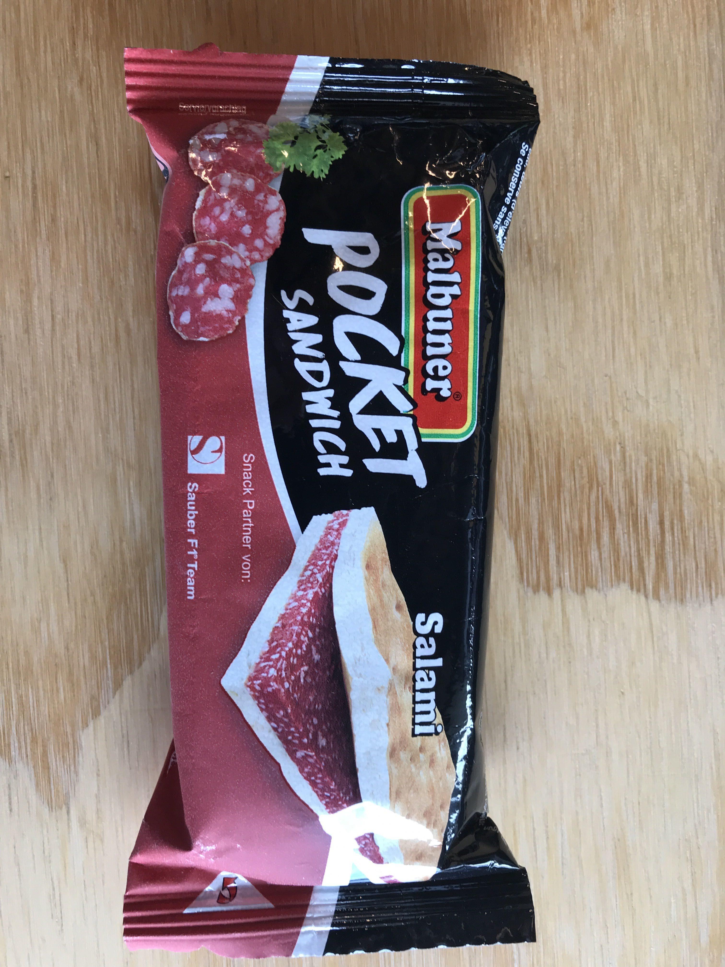Pocket sandwich - Product - en