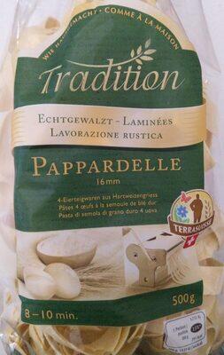Pappardelle - Prodotto - fr