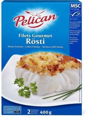Filets Gourmet Rösti - Product - fr