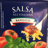 Salsa All'Italiena Basilico - Product