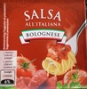Salsa all'italiana Bolognaise - Product