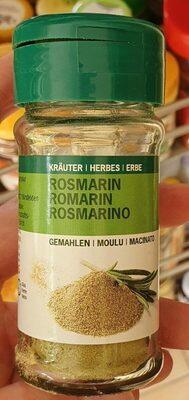 Rosemary moulu - Product