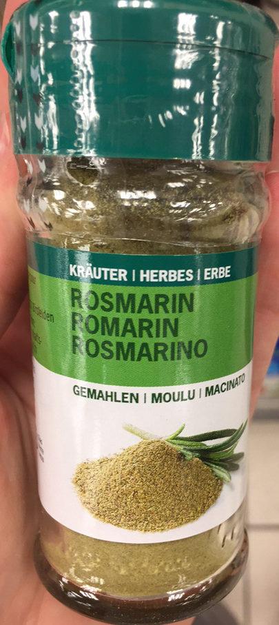 Romarin Moulu - Product - fr
