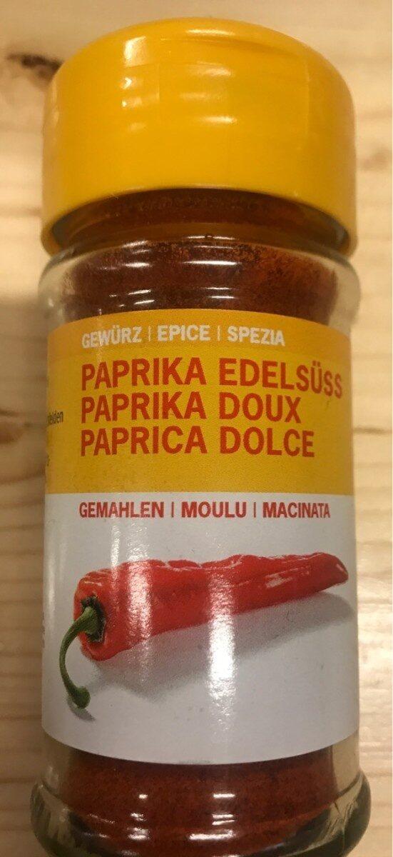 Paprika Edelsüss - Produkt - de