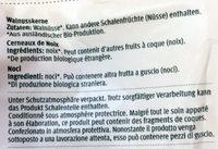 Cerneaux de noix - Ingredienti - fr