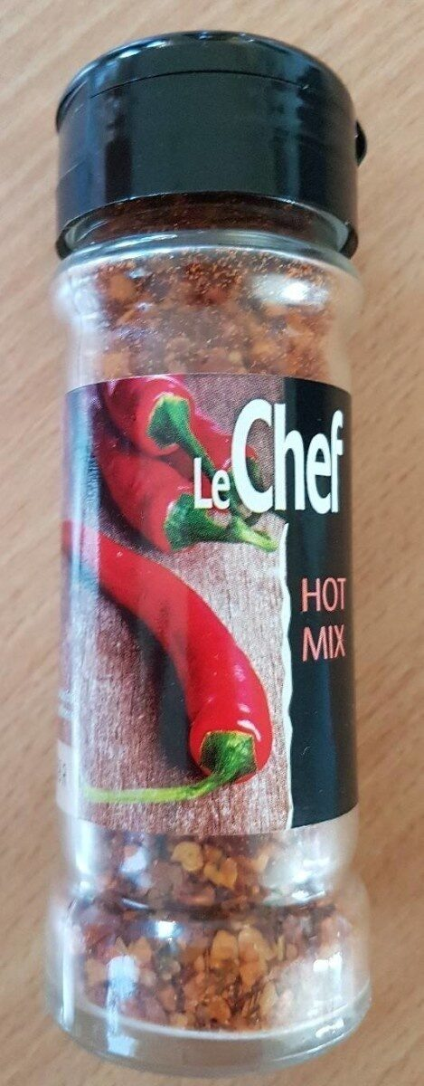Hot Mix - 61g - Prodotto - fr