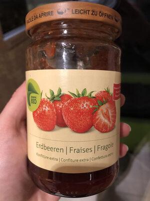 Bio Erdbeeren Konfitüre - Produit
