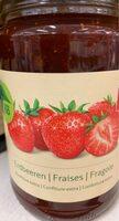 Bio Erdbeeren Konfitüre - Informations nutritionnelles - fr