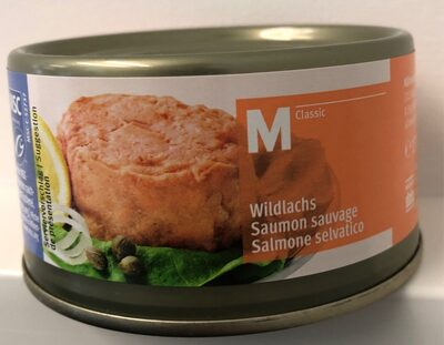 Wildlachs/Salmon sauvage - Product - fr