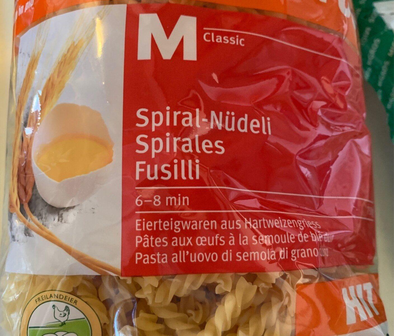 M-Classic Spirales - Produit - fr