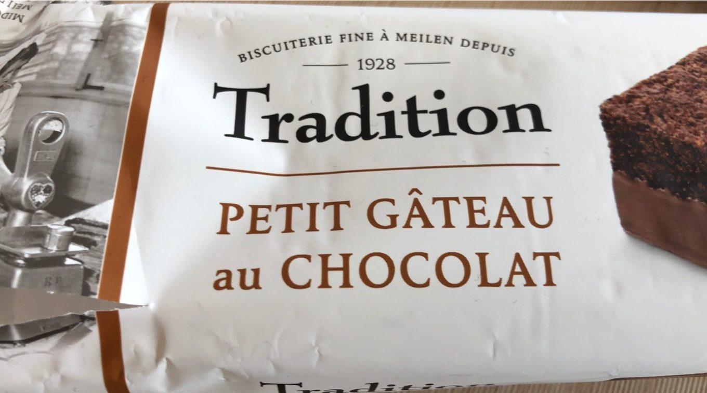 Petit Gâteau au Chocolat - Product