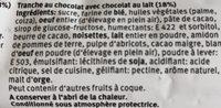 Petit Gâteau au Chocolat - Ingredients
