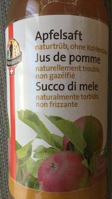 Jus de pomme non gazéifié - Prodotto - fr