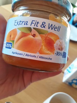 Extra Fit & Well Aprikosen - Product - fr