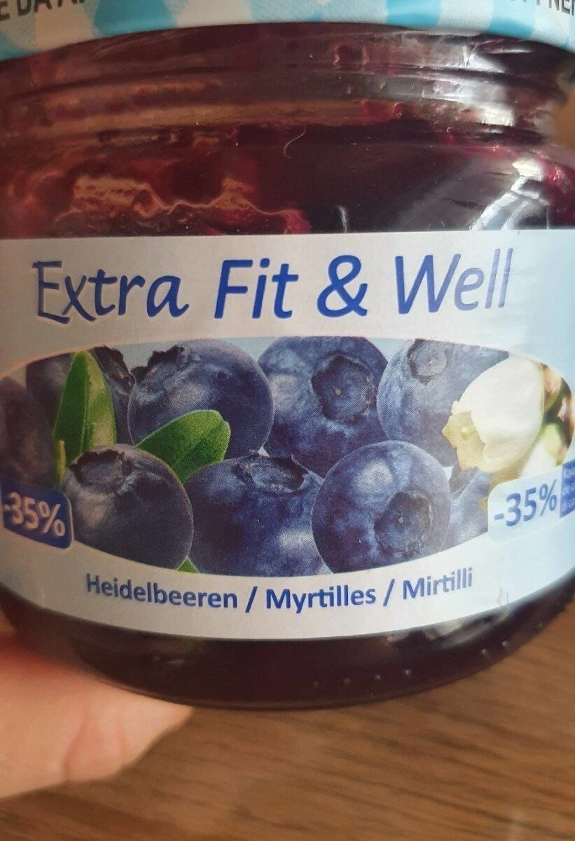 Extra fit & well - Producto - en