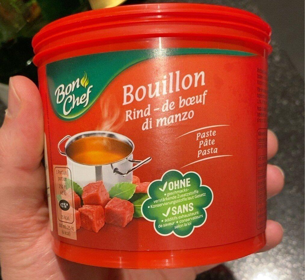 Bouillon Rind - Prodotto - fr
