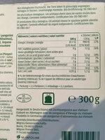 Bio Batonnets de pangasius - Nutrition facts