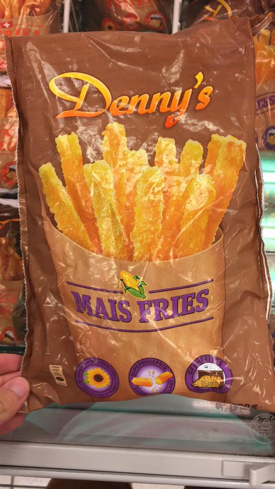 Mais Fries - Produit - fr