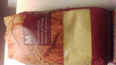 Semoule de blé dur - Produkt