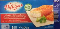 Poisson croustillant au fromage - Product - fr