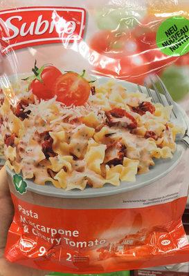 Pasta Mascarpone & Cherry Tomato - Prodotto - fr