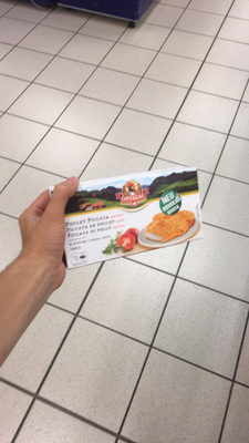 Piccata de poulet - Product - fr