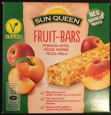 Fruits-bars - Product
