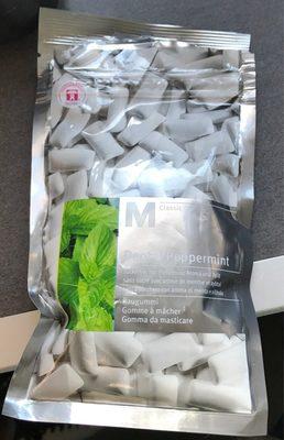 M Classic Dental Peppermint - Produit - fr