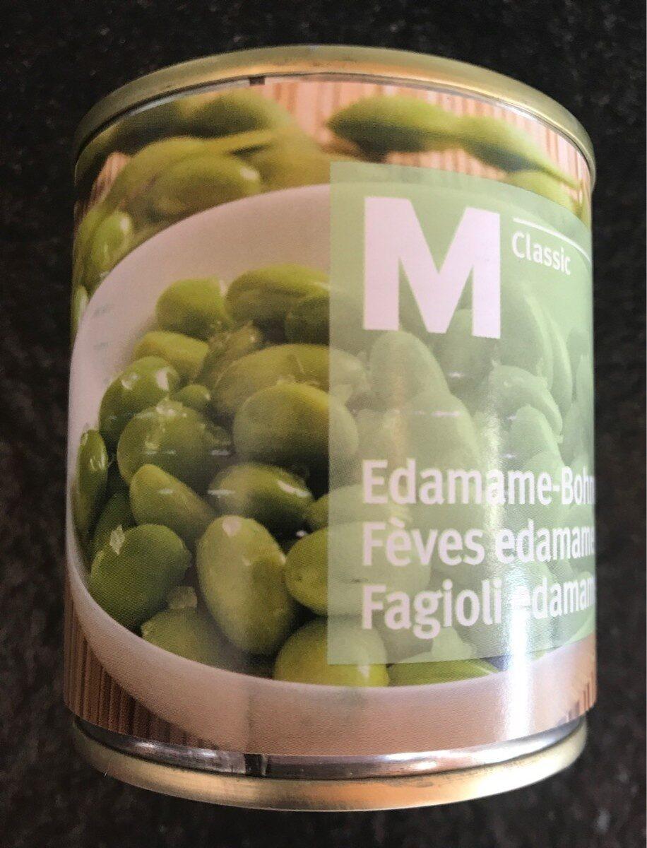 Fèves edamame - Product - fr