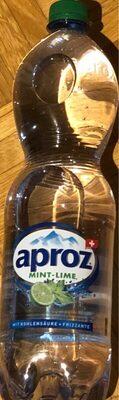 Aproz Mint-lime Mit Kohlensäure - Product