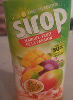 Sirop mangue-fruit de la passion - Product