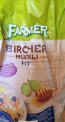 Farmer bircher - Product
