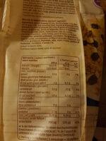 Farmer bircher - Nutrition facts