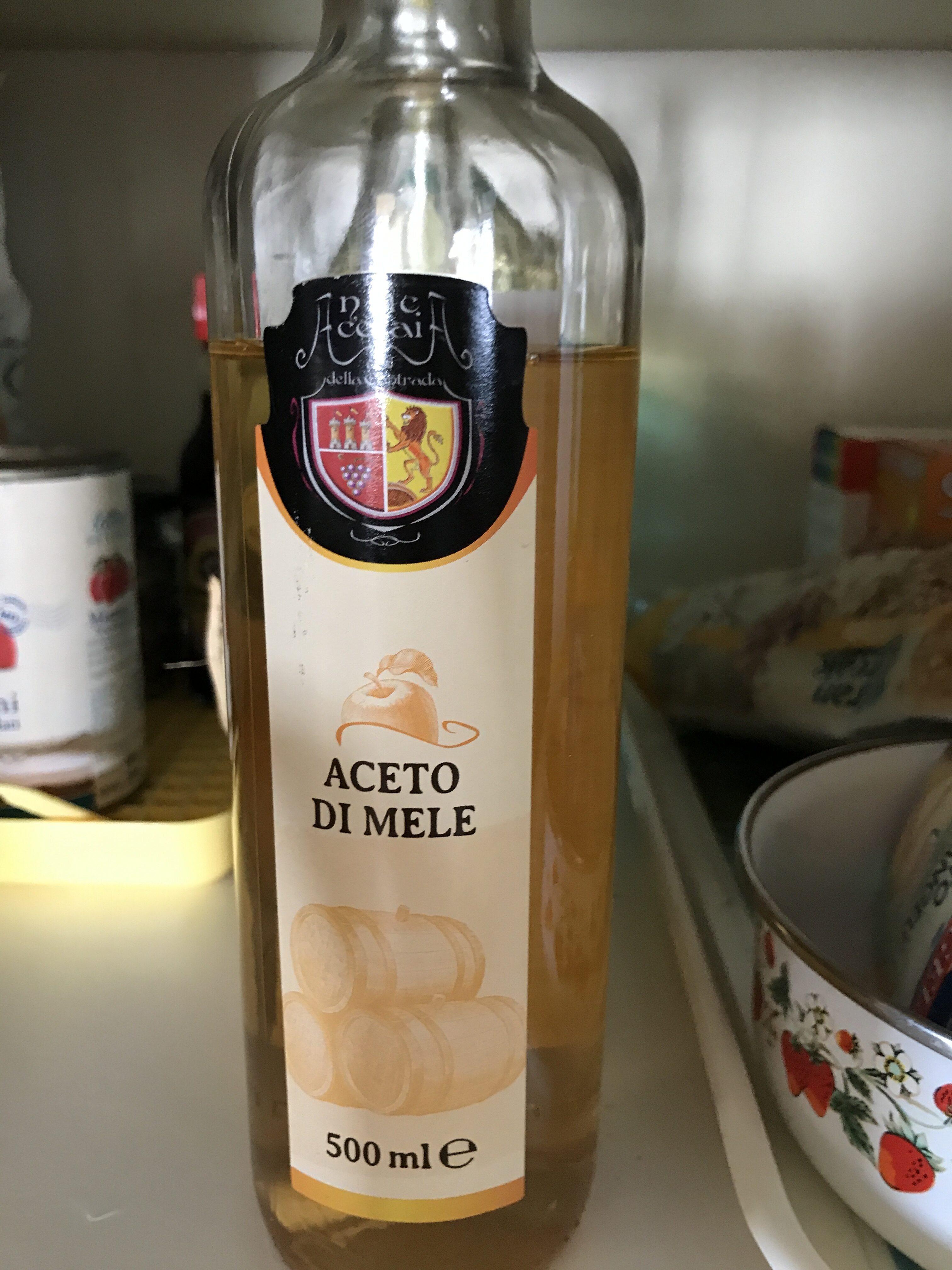 Apfelesdig - Vinaigre de pommes - Aceto di mele - Product - fr