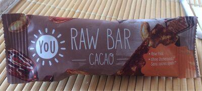 Raw Bar Cacao - Product - fr