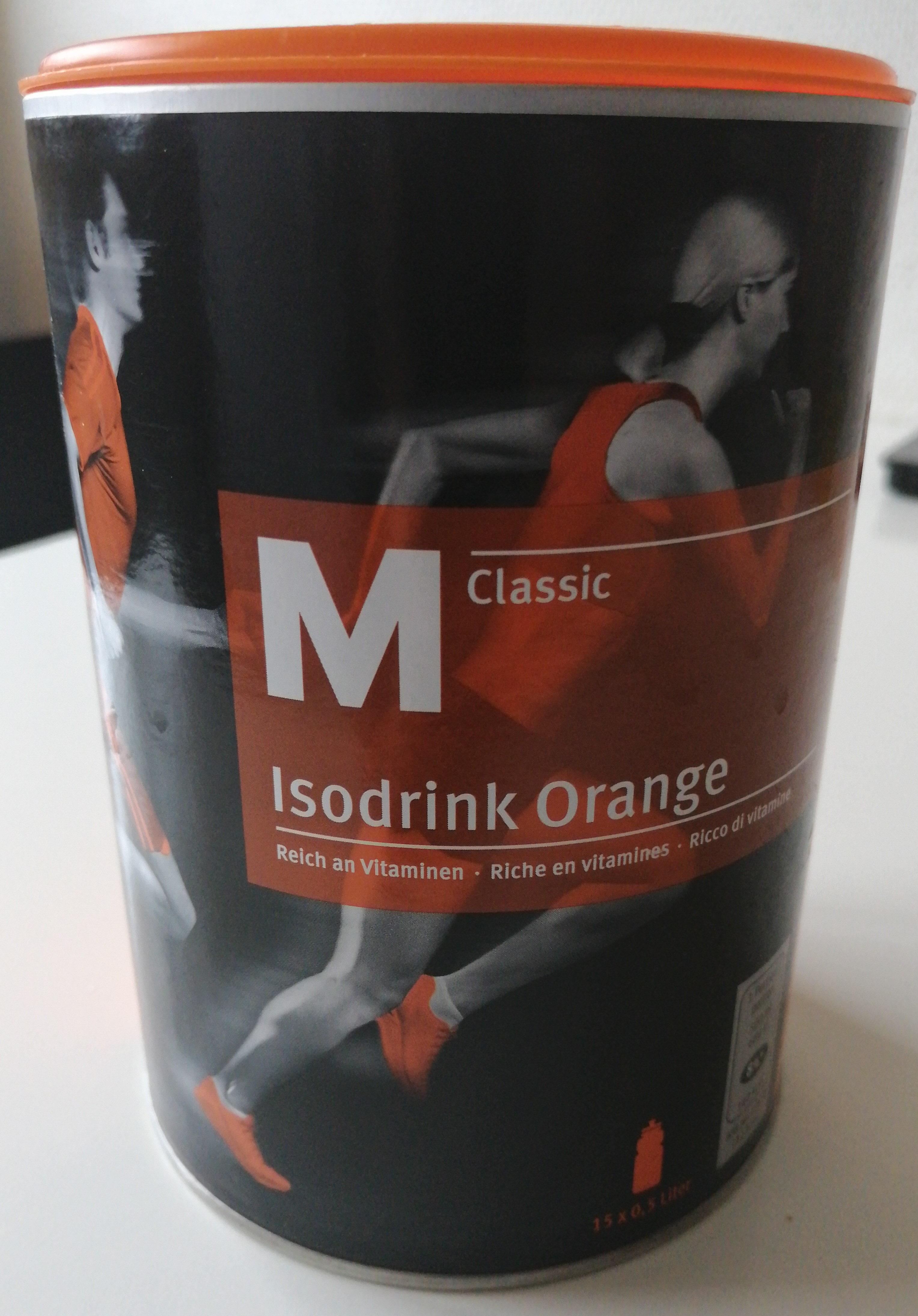 Isodrink Orange - Prodotto - fr