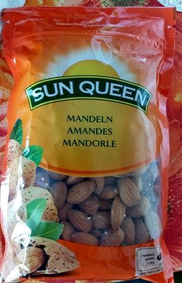 Amandes - Product