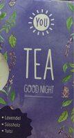 Tea good night - Product - en