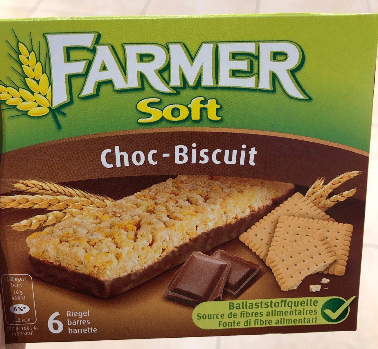 Choc Biscuit - Produit