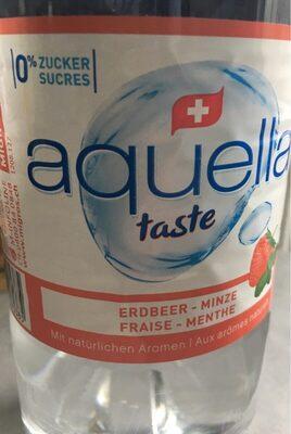 Aquella taste fraise menthe - Prodotto - de