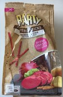 Party Apéro Sticks - Betterave & Chia - Product