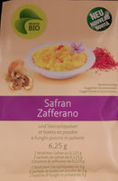 Safran et bolets en poudre - Product - fr