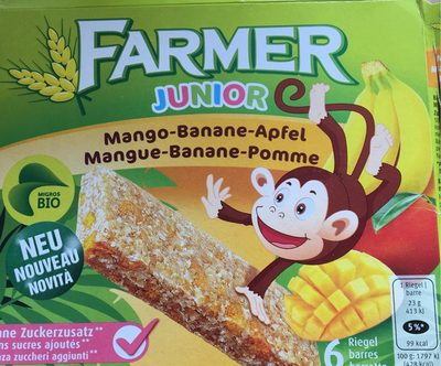 Farmer junior - Produit - fr
