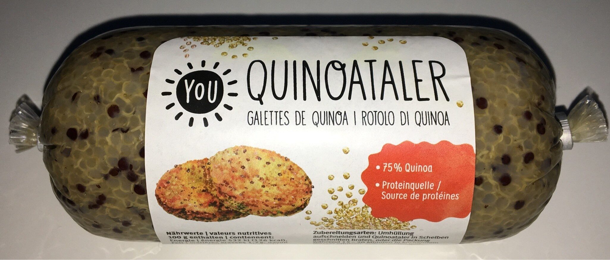 Quinoataler - Product - fr