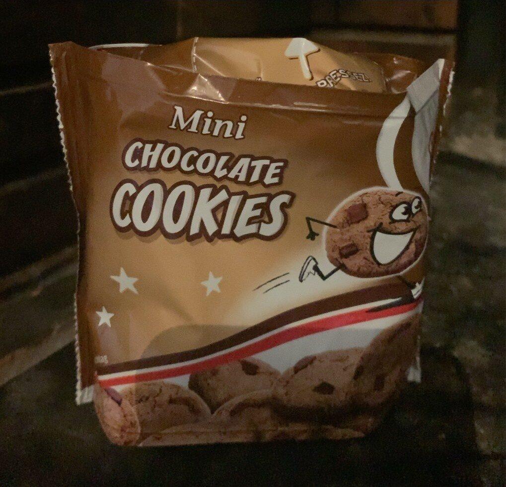 Mini chocolate cookies - Prodotto - it