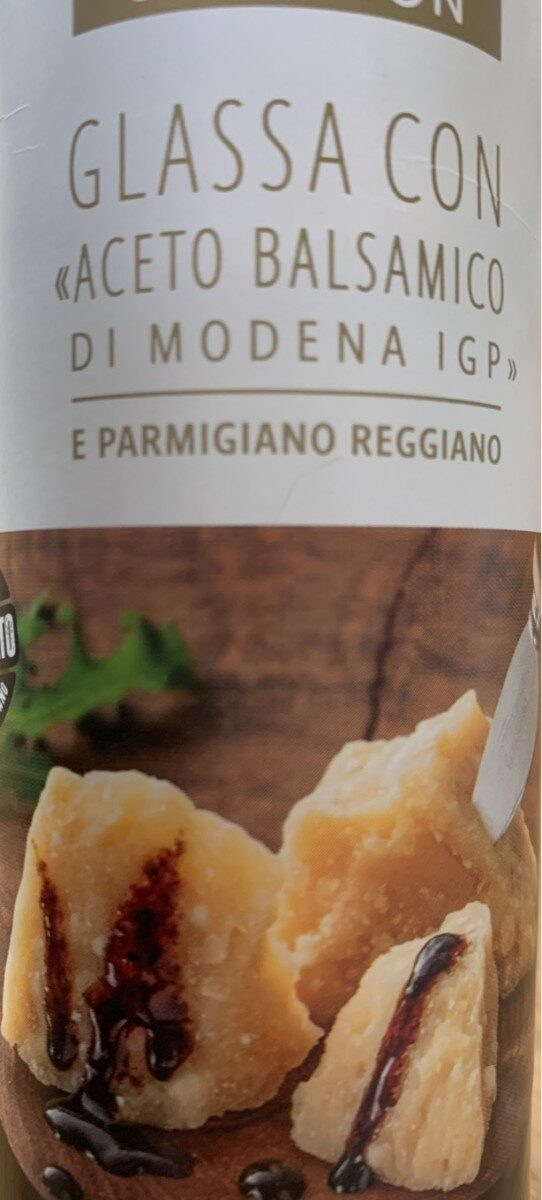 Glassa Con Aceto Balsamico - Prodotto - fr