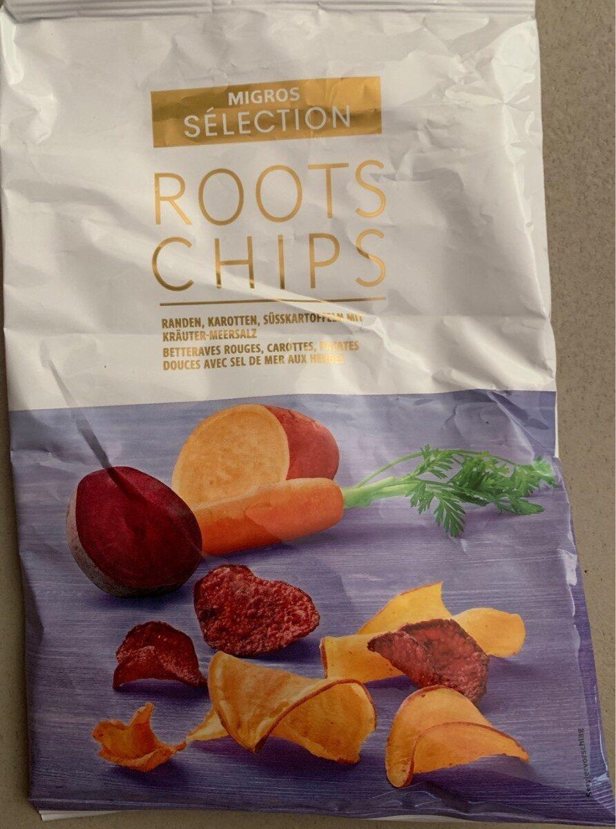 Roots Chips - Produit